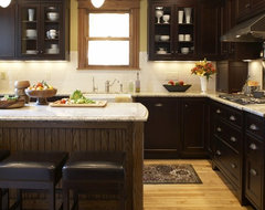 Traditional Kitchen & Bathroom - Kitchen traditional-kitchen
