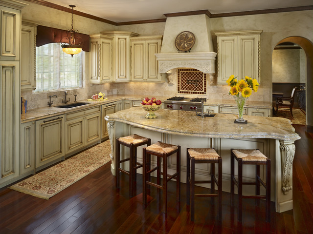 Cherry Hills Residence traditional-kitchen
