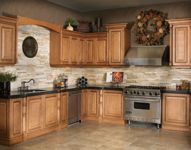 granite w golden gate stackstone backsplash kitchen countertops