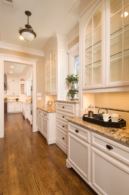 Whitestone Builders - Traditional 1 1/2 Story traditional-kitchen