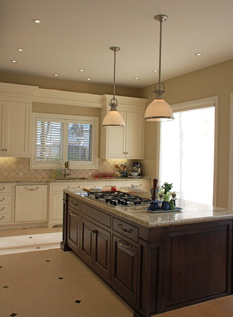 McClelland Residence traditional-kitchen
