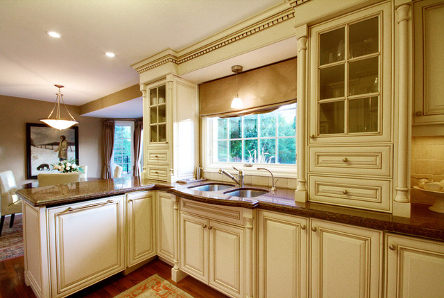 Campbleville Home Traditional Kitchen