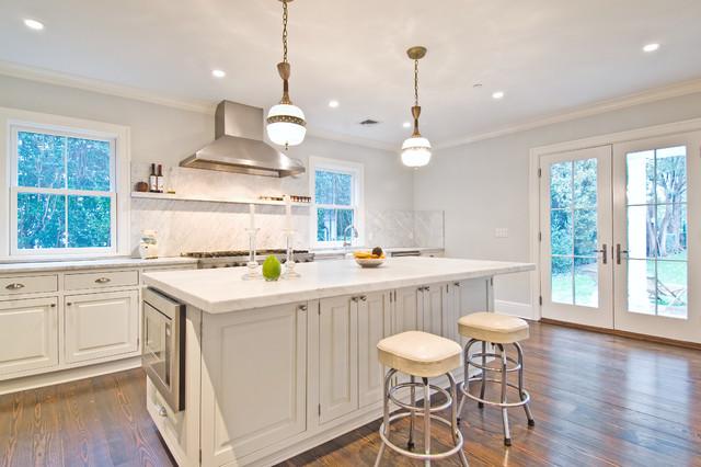 Meeting House Lane traditional-kitchen