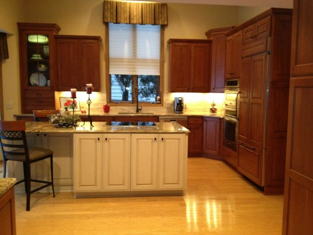 Traditional Kitchen- Bloomington, MN traditional-kitchen