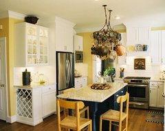 Brickwood Builders, Inc. traditional-kitchen