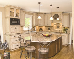 Brickwood Builders, Inc. traditional kitchen