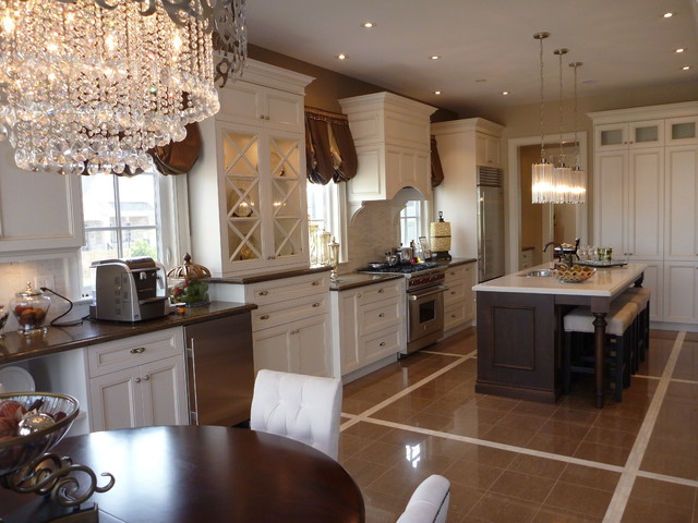 Nobolton projects traditional kitchen