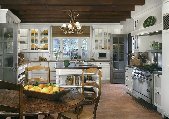 Paradise Valley Residence traditional-kitchen