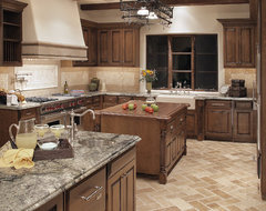 Carson Poetzl, Inc. traditional-kitchen