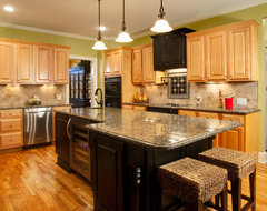 New Providence Lane Kitchen traditional-kitchen