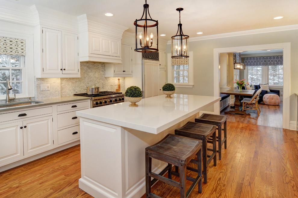 Traditional Kitchen - Traditional - Kitchen - Newark