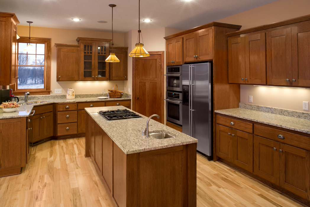Oak Kitchens Houzz