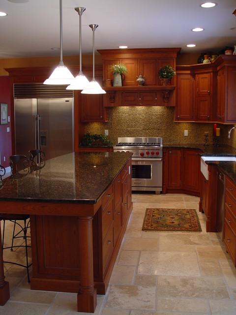 Country Kitchen Traditional Kitchen Philadelphia By Cranbury Design Center Llc