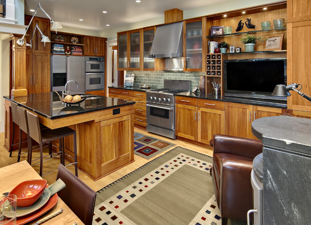 Asid Showcase House Traditional Kitchen Minneapolis By Crystal Kitchen Center