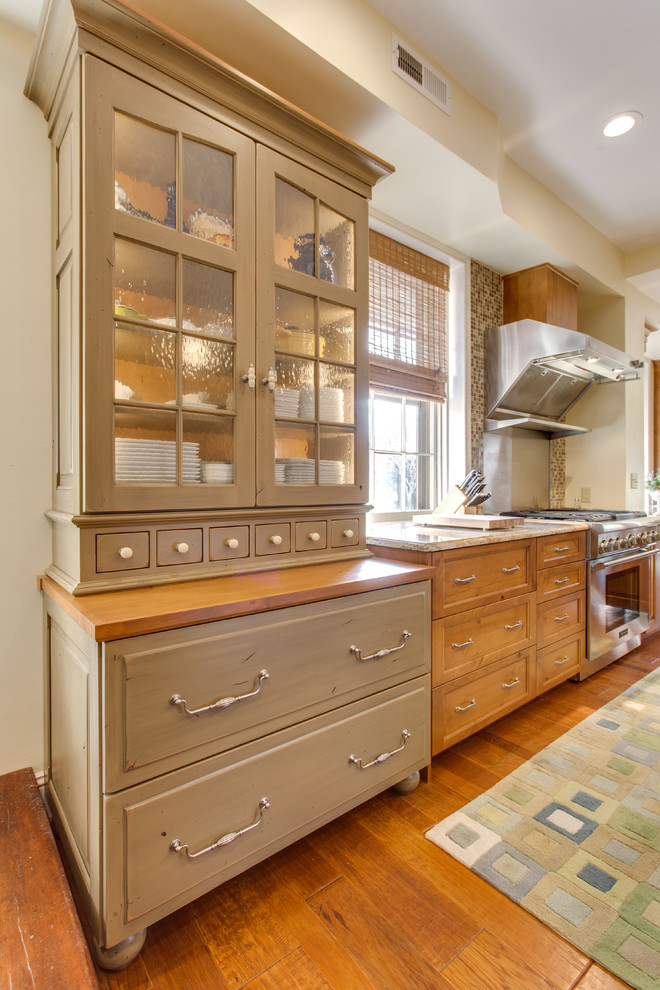 Traditional Kitchen Design Frederick, MD - Traditional ...