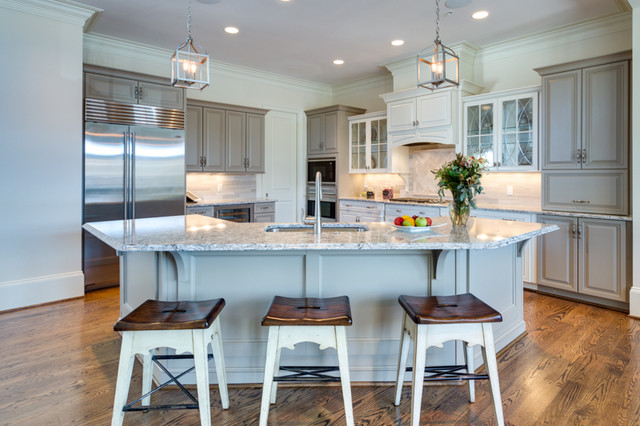 Traditional Kitchen Design Fredericksburg VA Traditional