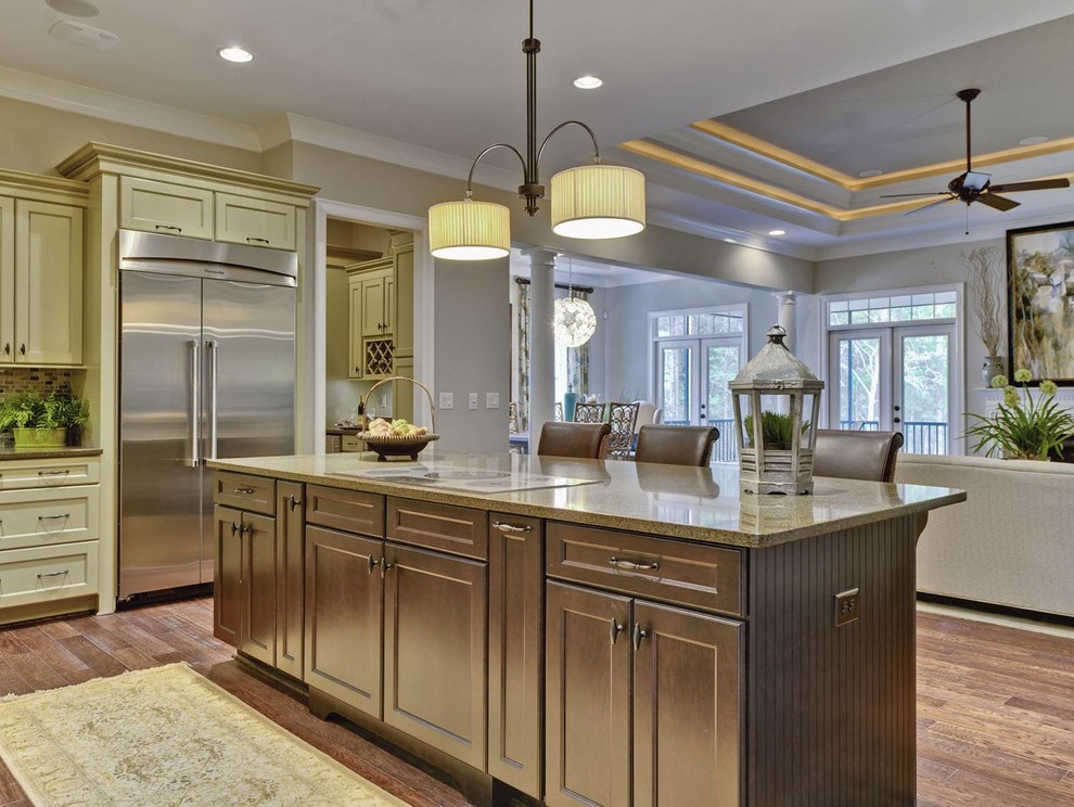 Traditional Kitchen Design Ideas - Traditional - Kitchen ...