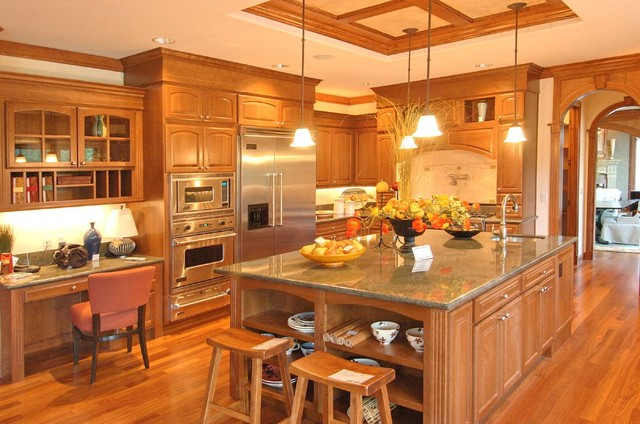 Traditional Kitchen Design Ideas traditional-kitchen