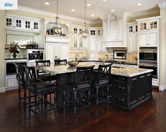 Traditional kitchen design ideas traditional kitchen for Classic contemporary kitchen design ideas
