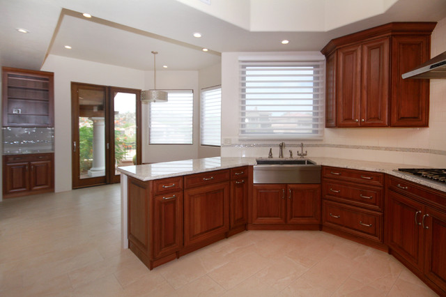 Traditional kitchen design in tucson traditional for Kitchen design tucson