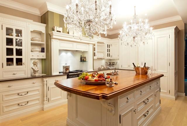 Traditional Kitchen Design (Recent Projects) - Klassisch - Küche ...