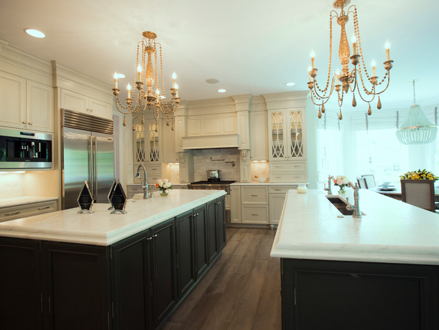 Traditional kitchen design richmond va traditional for Kitchen design richmond va