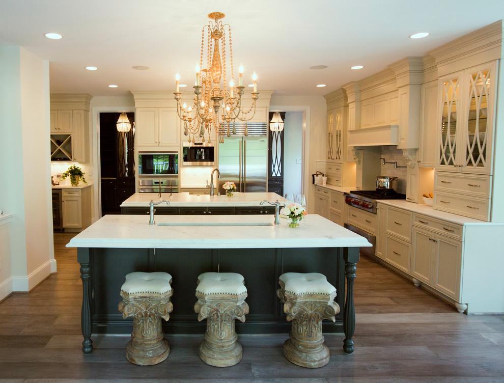 Traditional Kitchen Design Richmond, VA - Traditional ...