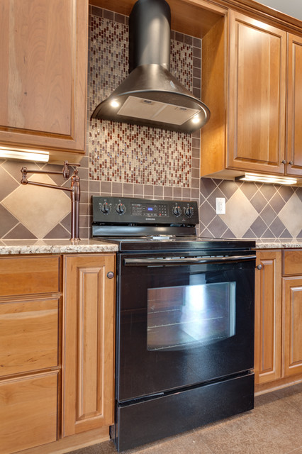Traditional Kitchen Desigin - Sykesville, MD traditional-kitchen