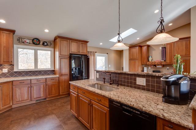 Traditional Kitchen Desigin - Sykesville, MD traditional-kitchen