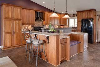 Traditional Kitchen Design Sykesville MD