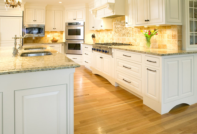 Traditional Kitchen Design With Kosher Elements