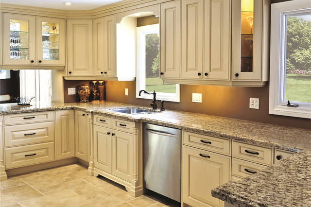 Traditional kitchen designs remodels traditional for Remodeling your kitchen ideas