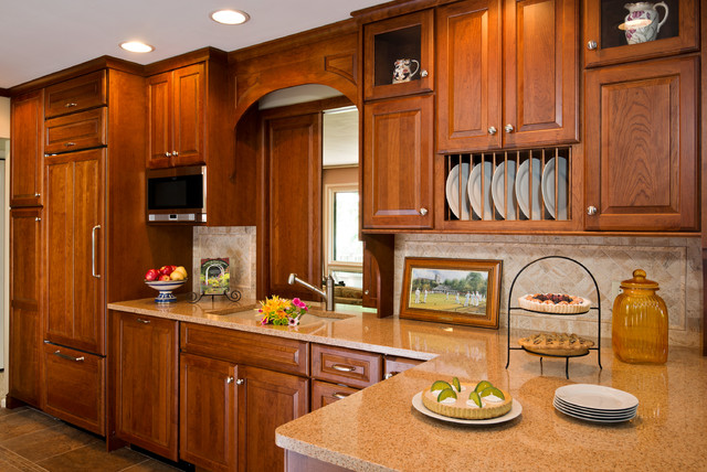 Traditional Kitchen Designs Traditional Kitchen Other Metro By Kitchen And Bath World Inc