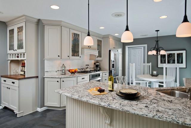 Traditional Kitchen Designs Transitional Kitchen Other By Kitchen And Bath World Inc