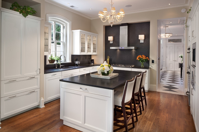 Washington Dc Traditional Kitchen Other Metro By