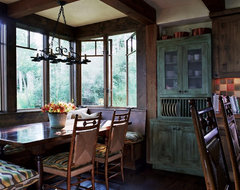 Traditional Kitchen rustic-kitchen