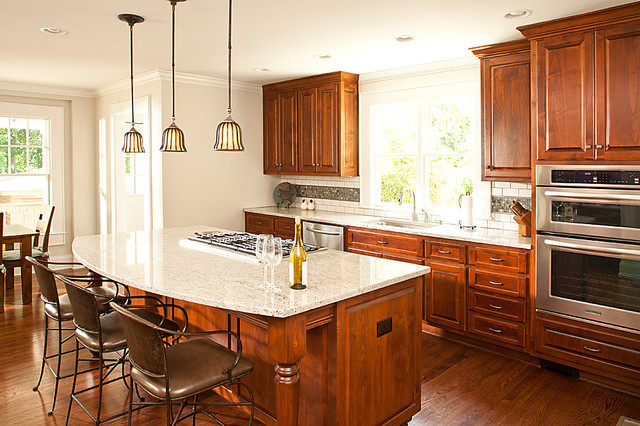 Traditional Kitchen Emory Druid Hills Traditional