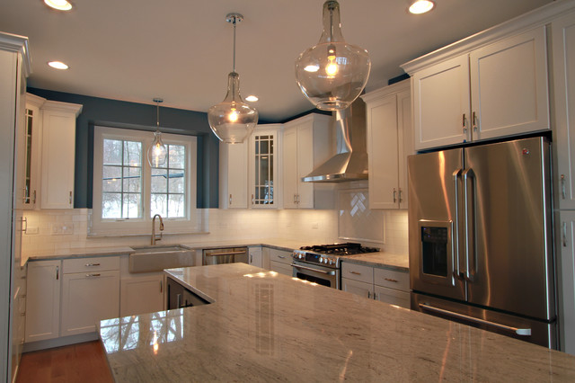 Lake Geneva Kitchen Traditional Kitchen Chicago by