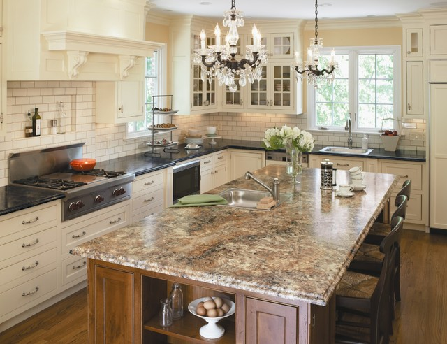 Kitchens by Formica Group traditional-kitchen