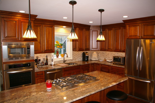 Hdg Leeds Kitchen Traditional Kitchen Atlanta By