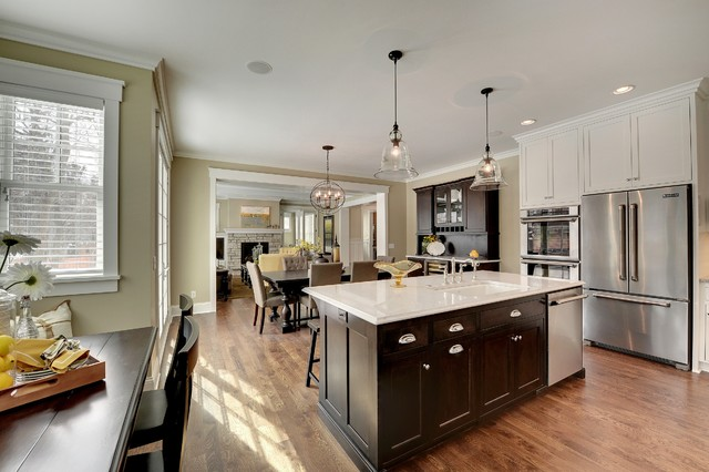 Of Homes  Traditional  Kitchen  minneapolis  by Highmark Builders