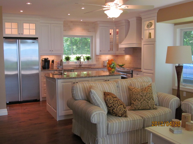 Balsam Lake Cottage Kitchen Traditional Kitchen Toronto