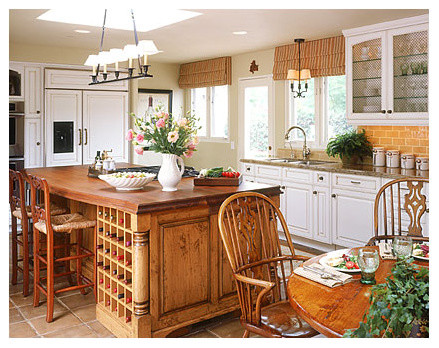 interior design by Norman Design Group: Phil Norman, ASID CID - Kitchen traditional kitchen