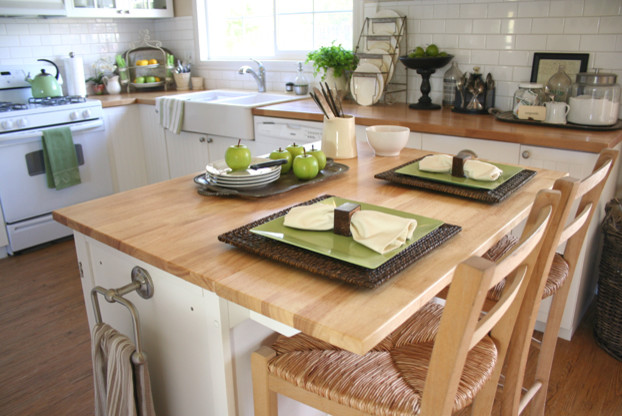 Your Kitchen: Where to Stash the Dish Towels