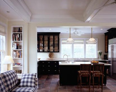 C O B U R N - A R C H I T E C T U R E traditional kitchen