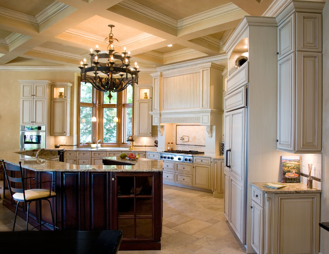 manor house traditional kitchen detroit by