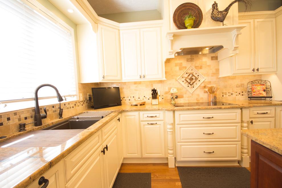 Traditional Kitchen in Brighton, Michigan - Traditional ...