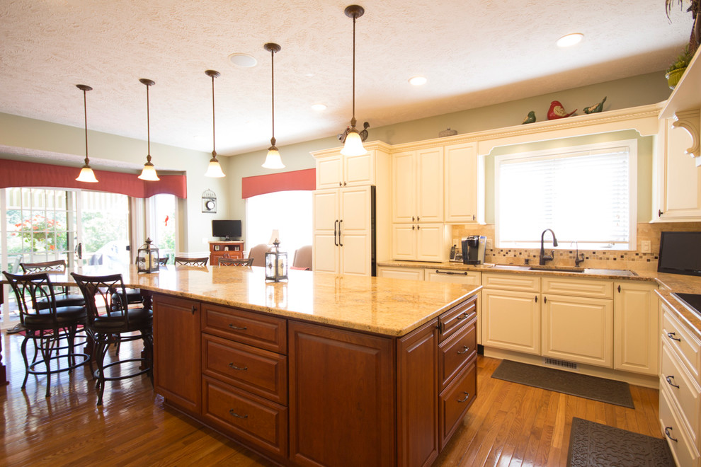 Traditional Kitchen in Brighton, Michigan - Traditional ...