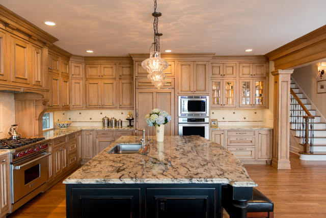 Traditional kitchen in Cleveland Ohio traditional-kitchen