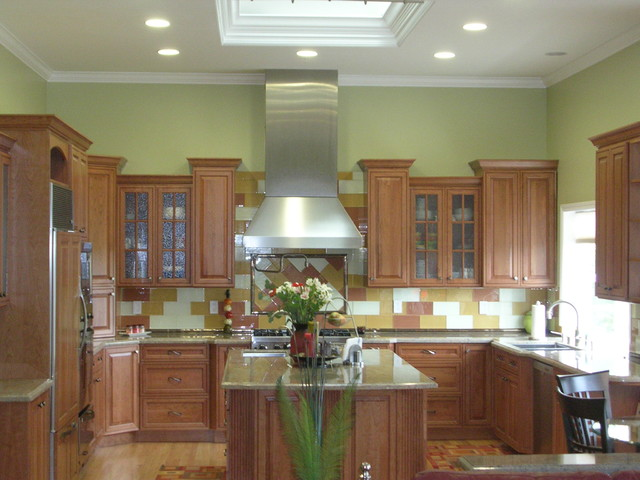 Traditional kitchen in Cupertino, CA traditional-kitchen